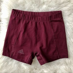 🔥Adidas High Rise Workout Shorts